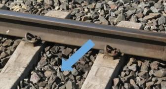 Poggiare i binari sul pietrisco è la soluzione più stabile e funzionale per costruire le ferrovie