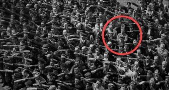 L'homme qui refusa de saluer Hitler: voici ce qu'il y a derrière la célèbre photo...