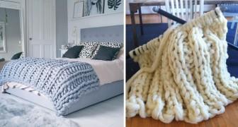 Prêts pour l'arrivée du froid? Ce projet à faire soi même vous offrira un hiver... très doux!