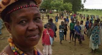 Spose bambine: ecco la donna africana che ha posto fine a 330 vergognosi matrimoni