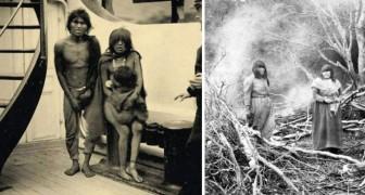 I Selk'nam della Patagonia furono sterminati dai coloni europei, ma il loro genocidio è ricordato solo da una misera statua