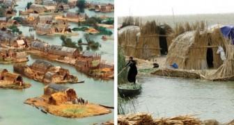 Gli Arabi delle paludi: la secolare tradizione delle case galleggianti... che rischia di scomparire