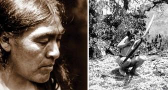 Emerse da un bosco nel 1911: ecco la storia di uno degli ultimi indiani liberi