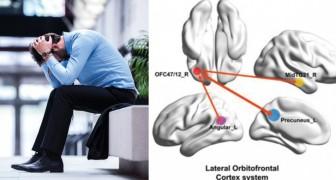 Depressione: scoperto nel cervello il punto che controlla la sua nascita