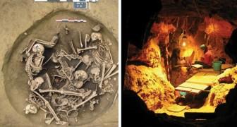 Ecco alcuni resti di defunti che nascondono dettagli raccapriccianti