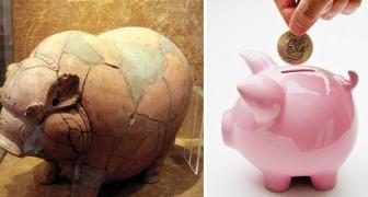 Perché molti salvadanai hanno la forma di un maialino?
