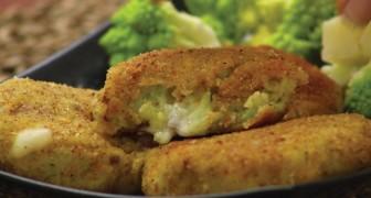 Ti piacciono le polpette? Prova questa versione con patate, broccoli e asiago: ti conquisterà!