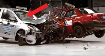 O carro americano mais econômico contra um carro mexicano: o que acontece é de arrepiar