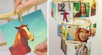 Realiza em somente 3 passos um porta-retrato de parede: veja como fazer!