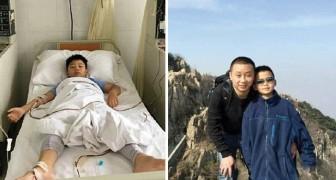 L'enfant de 8 ans sauve son père d'une mort certaine: voici comment il a réussi
