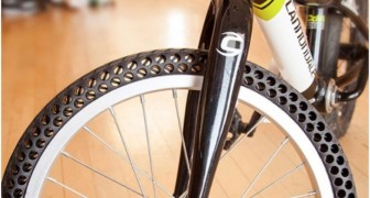 Love riding your bicycle? Never get a flat tire again! Check it out!