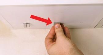 Han klistrar magneter lite överallt i hemmet: när ni förstår varför kommer ni att göra samma sak!
