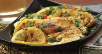 A delicious lemon chicken recipe!