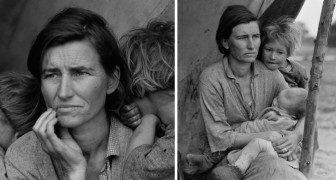 È considerata la Monna Lisa degli anni '30: ecco chi è la Madre migrante della famosa foto