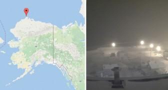 Fra 2 mesi, quando il sole sorgerà di nuovo, questa città dell'Alaska non sarà più la stessa