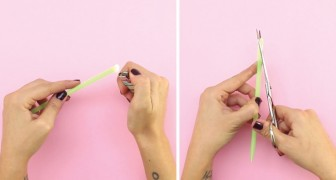 Discover five drinking straw hacks!