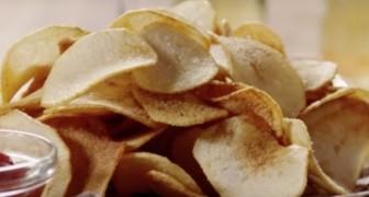 Chips fatte in casa: per concedersi una sfiziosità preparata con le proprie mani!