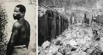 Ecco come riuscì a salvarsi l'unico superstite della più violenta eruzione del XX secolo