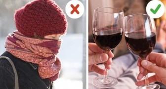 Les maladies saisonnières vous tourmentent ? Voici 8 ERREURS que vous commettez sans le savoir