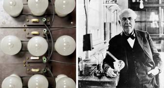 Molti credono che Edison abbia INVENTATO la lampadina, ma ecco com'è andata realmente...