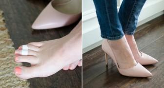 20 exzellente Tricks für glückliche Füße in euren Schuhen