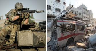 Sapete quanti sono attualmente i paesi NON in guerra? Il numero vi farà riflettere