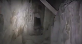 Scary video of an abandoned mine!