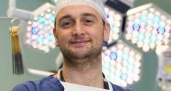 Le plus jeune médecin-chef de l'Angleterre? Un Italien qui a abandonné son travail précaire