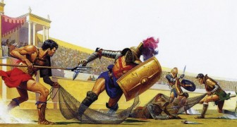 Dit Is Het Verrassende Dieet Dat De Onoverwinnelijke Romeinse Gladiatoren Moesten Volgen