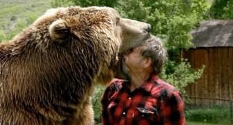 Mein bester Freund, der Bär
