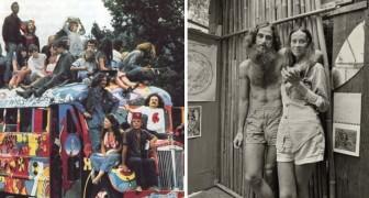 Les communautés hippies des années 70: voici 14 photos qui vont vous ouvrir les yeux