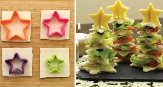 Árvores de pão branco: faça três tipos de entradas e surpreenda os seus convidados!