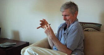 Er hat seit 20 Jahren Parkinson: als er mit der Marihuana Therapie beginnt, ist das Ergebnis beeindruckend