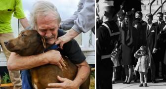 20 foto che non possiamo dimenticare perché hanno influenzato il passato e il presente