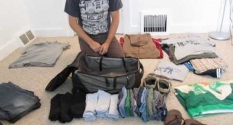 How to pack LIKE A BOSS