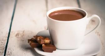 Cioccolata calda fatta in casa: ecco come prepararla e farla venire DENSA