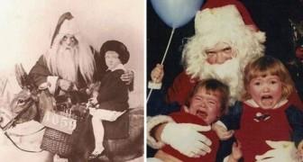 Festività da brivido: ecco alcuni tra i Babbi Natale più TERRIFICANTI della storia