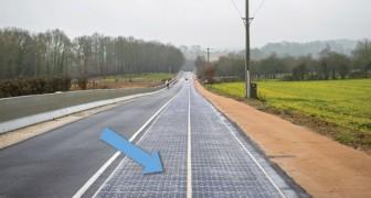 Debutta in Francia la prima strada solare del mondo: secondo voi sono soldi ben spesi?
