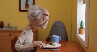 Questo corto sulla solitudine e la vecchiaia ha emozionato il web: tutti dovrebbero guardarlo