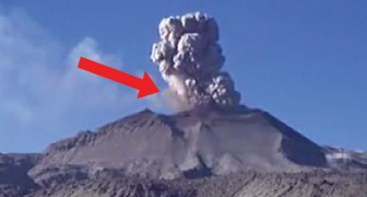 Peru's Sabancaya volcano is alive and kicking!