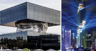 20 edifici nel mondo che sarebbero le residenze perfette di aliene creature malvagie