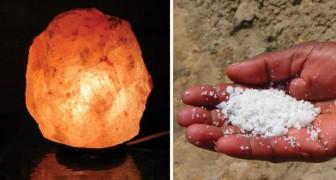 La lampe en cristal de sel d'Himalaya. Voici comment distinguer une vraie d'une fausse