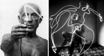 Pablo Picasso incontra un esperto di arte fotografica. Il risultato? Ovviamente meraviglioso!