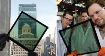 50 Keer Meer Energie Opwekken Dan Zonnepanelen? De Zonnevensters Komen Eraan