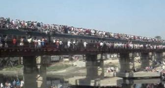Wie man in Bangladesh einen Zug nimmt...