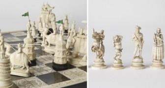 Scacchi d'autore: ecco la raccolta di scacchiere più belle e preziose del mondo