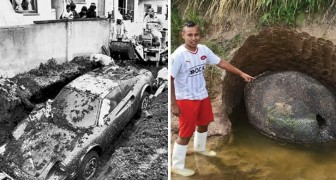 Mannen Die Groeven In Hun Tuin… En Een Fortuin Vonden