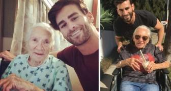 Il a 31 ans, elle 89 : voilà comment ils sont arrivés à être colocataires
