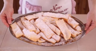 This traditional Carnival sweet is fantastic! Eating is believing!  :)