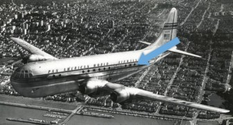 Voici comment les enfants voyageaient en avion en 1950. Folie ou génie?